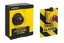 Coldwatch Trapped Personnel Alarm
