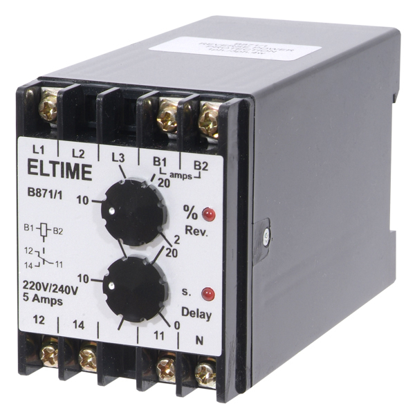 Eltime - Reverse Power Protection Relays