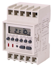 LCD Digital Timeswitch - 2 Channel