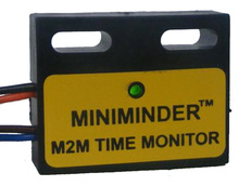 MiniMinder Maintenance Interval Monitor with USB Output