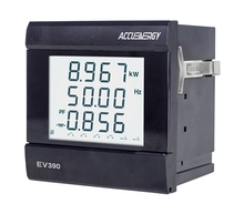 Multifunction Power And Energy Meter
